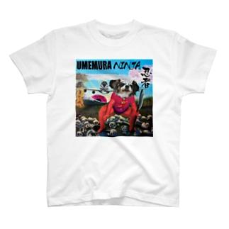 NINJA T-shirts
