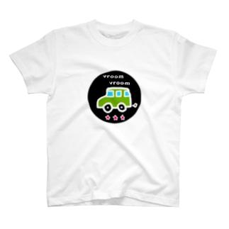 vroom vroom T-shirts