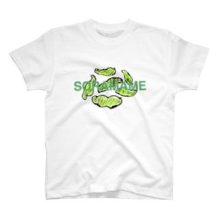とれたてそらまめ T-shirts