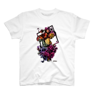 helocdesignのsexy girl T-shirts