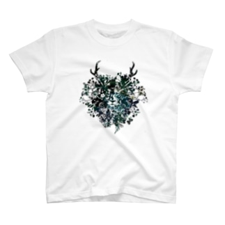 Flower Lion T-shirts