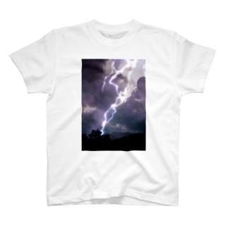 【雷様】 T-shirts