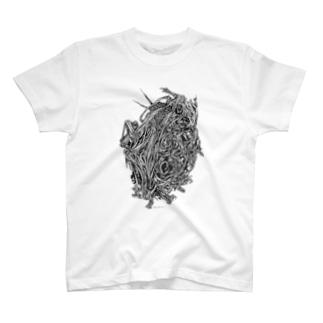 Ryuji HikosakaのMose / モーゼ T-shirts
