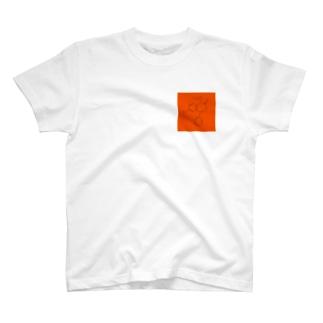インテリHANDS TALK T-shirts