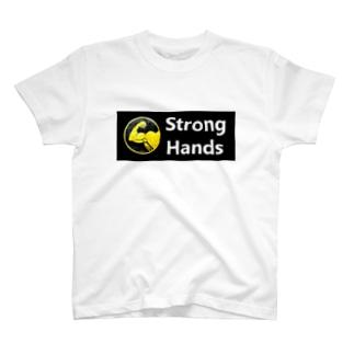 ストロングハンズ T-shirts