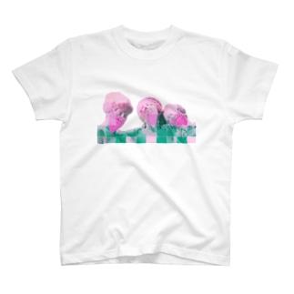 BAD GIRLS SQUAD T-shirts