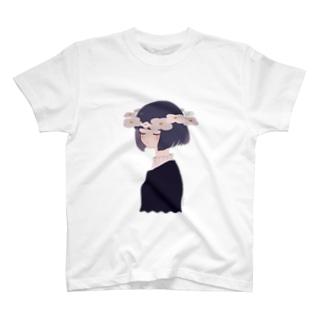 花冠 T-shirts