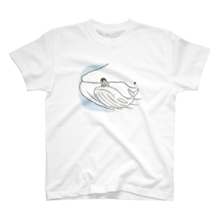 くじら雲 T-shirts