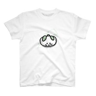 柏餅ウサギ T-shirts