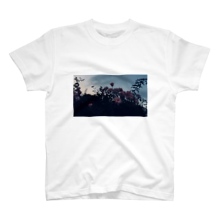 霞ム T-shirts