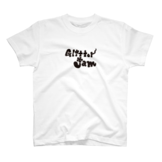 Glitter Jam  グリッタージャム T-shirts