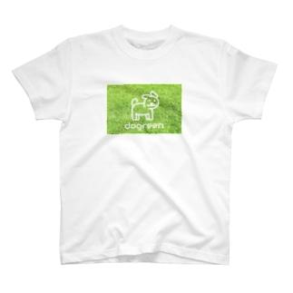 芝犬  T-shirts