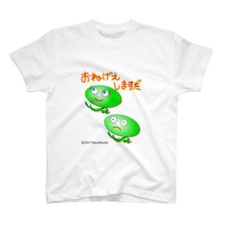 キョキョちゃん tKYO_02 T-shirts