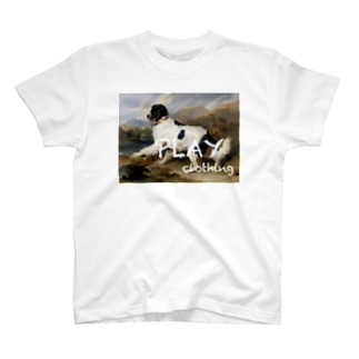 ART DOG ① T-shirts