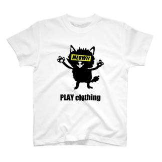 MEOW!! Y ① T-shirts