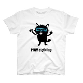 MEOW!! B ① T-shirts