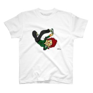 リリー T-shirts