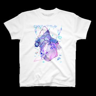 きあとのロボティックガール+. T-shirts