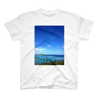 来間大橋 T-shirts