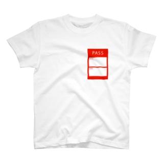 PASS T-shirts