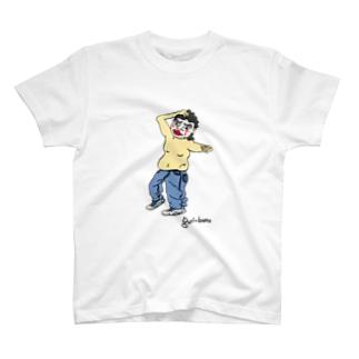 グリーボル T-shirts