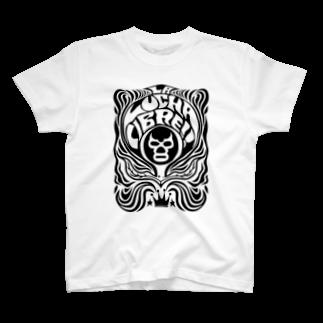 LUCHAのLUCHA Psychedelic T-shirts