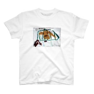 まるこの絵7 T-shirts