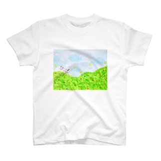 INU KAKERU T-shirts