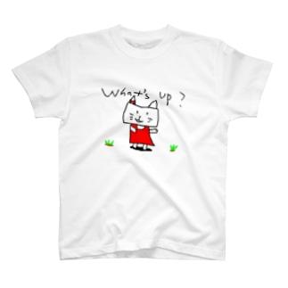 めすねこ T-shirts