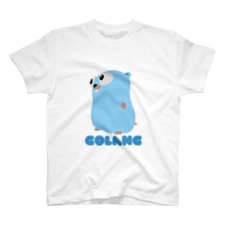 GOLANG T-shirts