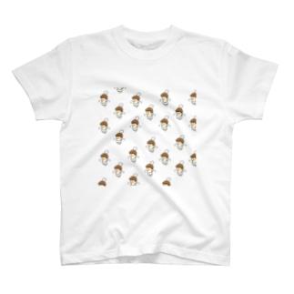 ドットたゆん T-shirts