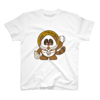 ポン助 T-shirts