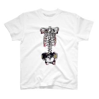 ドッドボーン T-shirts