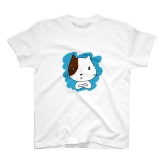 困ったブッチン T-shirts