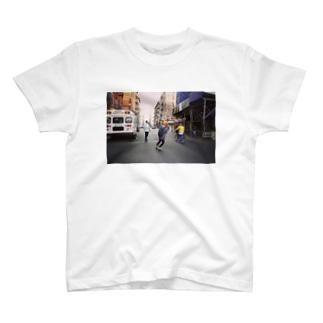 kawaguchi_naのサグワくん T-shirts