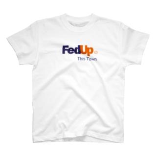FedUp T-shirts
