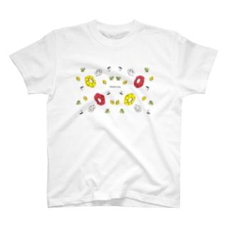 cute cutパイン T-shirts