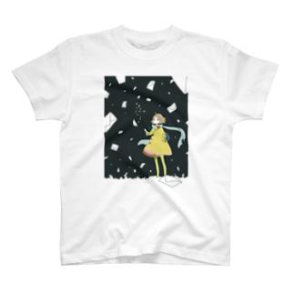 空からの手紙 Tシャツ