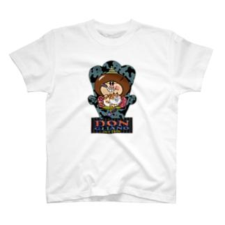 ドン・グリアーノ(ゴッド・パパ) T-shirts