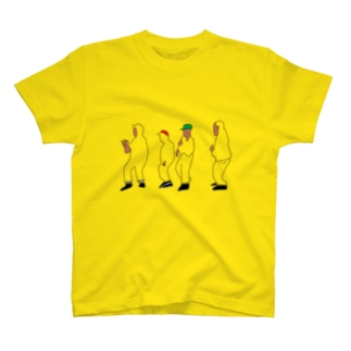 Kick it Tシャツ