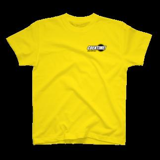 サワダシンヤのSCLのコエンタイム!Tシャツ [刷色:黒] Tシャツ