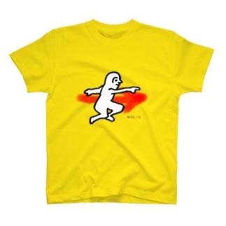 やじるしマン Tシャツ