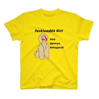オシャレ女子 Tシャツ