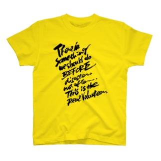 Volunteer Tシャツ
