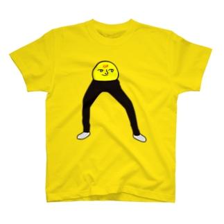 足長ぽんぽんさん Tシャツ