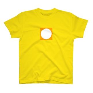 しかくえん Tシャツ