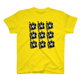 Rhythm machine Tシャツ