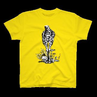 大福のきりん Tシャツ