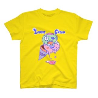 ZOMBIE CREAM Tシャツ