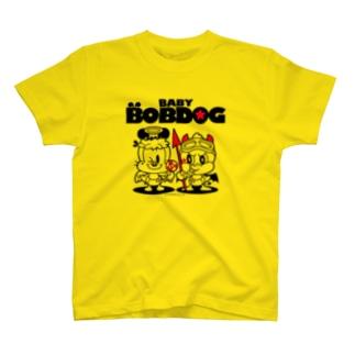 ベビーボブ&ベイビーベイビーてんしとあくま Tシャツ